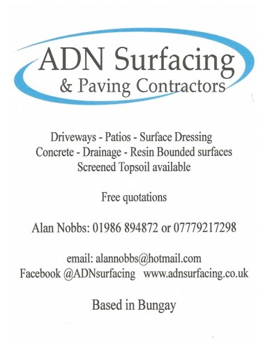 ADN Surfacing