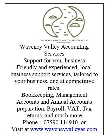 Waveney Valley accounting