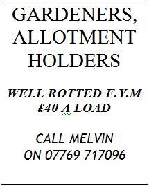 Gardeners & Allotment Holders